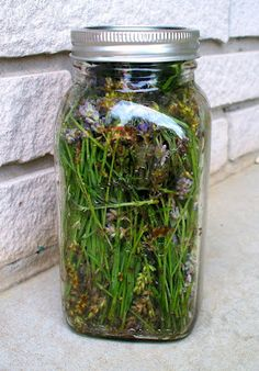 How To Make A Lavender Oil Infusion