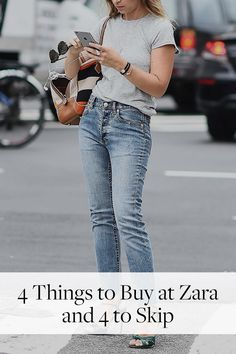 Fast Fashion shopping tips: Here are 4 things you should  buy and 4 you forget about next time you head to the store.
