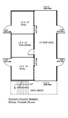 1000 images about dream barn on pinterest stalls barns for Horse barn with apartment plans