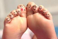 feet, fingers, face, love, funny