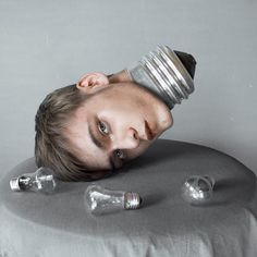 Surreal and Dreamful Self-Portrait Photography by Andrey Tyurin #photography