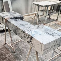 Picasso grey #marblevanity - With the ultralight Stonesize panels we achieve yields never seen before in #naturalstone products in #furnituredesign. Its great lightness and the ability to manufacture large formats allow installing all kinds of furniture and mechanized accessories such as drawers, doors, and cabinets in record time and with the minimum amount of resources. The ideal solution for fast and light architecture.⠀⠀⠀⠀ Light Architecture, Outdoor Furniture, Outdoor Decor, Picasso, Natural Stones, Cabinets, Drawers, Furniture Design, Marble