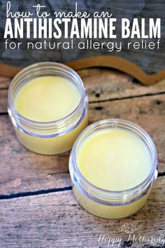 Are you looking for natural allergy relief remedies or products that works? Learn how to make our DIY antihistamine balm. It combines essential oils with natural ingredients for quick and reliable allergy relief. Board: Grandma's Natural Home Remedies Natural Home Remedies, Natural Healing, Herbal Remedies, Health Remedies, Holistic Healing, Cold Remedies, Natural Oil, Bloating Remedies, Allergy Remedies For Kids