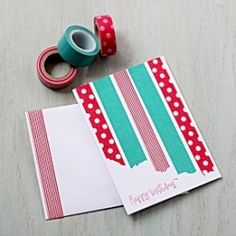 Short on time? Learn how to whip up these amazingly simple cards for a birthday (or any occasion!).