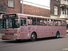 linje 353 ved Helsingør st 1989