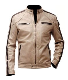 Mens leather jackets. Leather jackets are a crucial component to every  man s clothing collection. 6e936a2f535