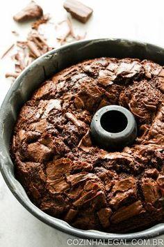 Receita: Bolo de chocolate | Cozinha Legal