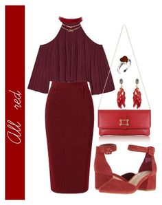 """""""Без названия #83"""" by wolfiecindy21 on Polyvore featuring мода, Roland Mouret, W118 by Walter Baker, Steve Madden, Vivienne Westwood, Marni и Charlotte Russe"""