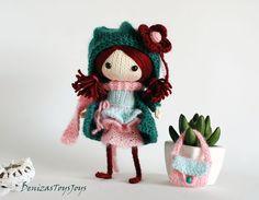 Ravelry: deniza17's Small Doll for Elina