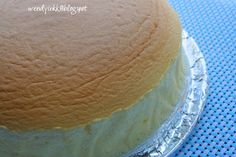 Cecile Blog Spot: Japanese Cheese Cake Recipe