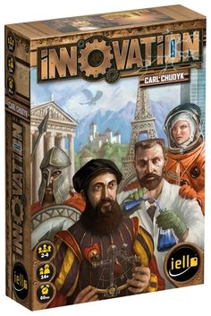 3.5 Stars. This card game has a distinct 7 wonders Duel feel.  It is more complex and allows more than two players (though you probably will not want to go beyond three).