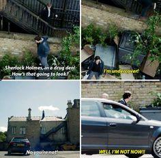 His Last Vow. Sherlock 3, Sherlock Holmes, His Last Vow, I Understood That Reference, Nerd Herd, All Episodes, Baker Street, Undercover, Legend Of Zelda