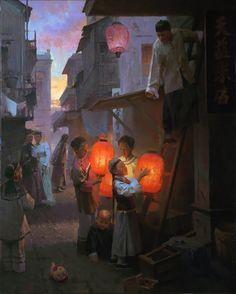 Mian Situ Nacido en 1953, se formó en su país natal de Cantón (ahora llamada Guangdong), China y parece ser parte de una transferencia cultural notable. Esta transferencia se produjo cuando el real...