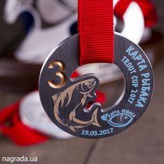Медаль Zero Aluminium - nagrada.ua™