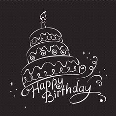 Birthday Quotes : happy birthday wishes for a man Happy Birthday Black, Happy Birthday Quotes, Happy Birthday Images, Happy Birthday Greetings, Birthday Pictures, Birthday Messages, Happy Birthday Chalkboard, Happy Quotes, Birthday Ideas