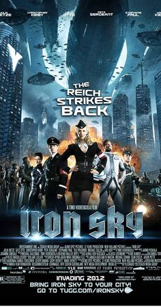 Directed by Timo Vuorensola. With Julia Dietze, Christopher Kirby, Götz Otto, Udo Kier. The Nazis set up a secret base on the dark side of the moon in 1945 where they hide out and plan to return to power in Soul Eater, 2012 Movie, Movie Tv, Julia Dietze, Mr. Bean, Science Fiction, Comedy, The Matrix, Online Gratis