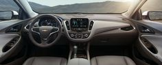 2016 Chevrolet Malibu Is Longer, Lighter and More Fuel-Efficient [w/Videos]