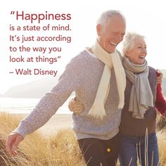 There are some things we cannot change. But we do have control over how we view them. Choose a positive state of mind!