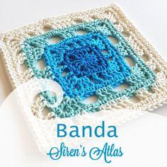 Siren's Atlas Pattern 14 - Banda