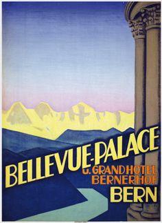 Berne Emil Cardinaux Bellevue