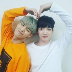 Suwoong and Sunwoo