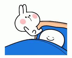 The perfect Rabbit WakeUp Sleeping Animated GIF for your conversation. Discover and Share the best GIFs on Tenor. Cute Couple Cartoon, Cute Cartoon Characters, Cute Cartoon Pictures, Cute Love Cartoons, Cartoon Pics, Cute Love Pictures, Cute Love Memes, Cute Love Gif, Gif Lindos