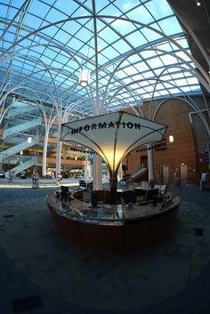 Atrium Information Desk by IndyPLCentral, via Flickr