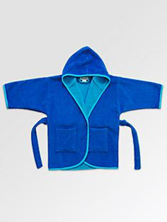 American Terry Co.  Kid's Personalized Velour Robe
