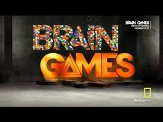 All new Brain Games: You're not as smart as you think.