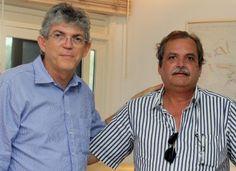 DO CARIRI: Mais um prefeito do PMDB reafirma que vota em Ricardo Coutinho   Umbuzeiro Online