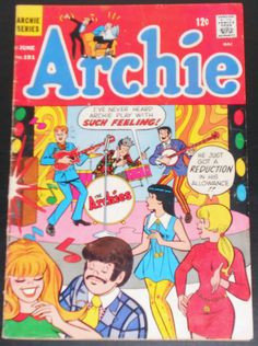 Archie Comic Books - Think this is how I learned to read.