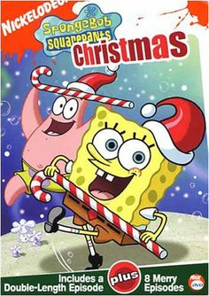 SpongeBob Squarepants - Christmas Movies (DVD / Blu-ray) & Video Games up to 80% OFF at www.iNetVideo.com