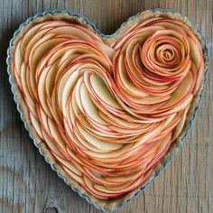 Merveilleuse tarte aux pommes... ...