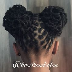 Kids are also welcomed at @twostrandsalon please call or email for our back to school specials #kidsstyling #backtoschool #kidswithlocs #naturalhair #naturalkids #kidlocstyles #sisterlocks #braids #locs #locstyles #locstylesforkids
