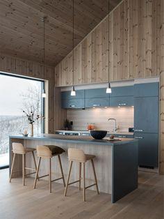 Fotograf: Pål Harald Uthus Kitchen Inspirations, House Design, Indoor Design, Interior, Interior Architecture Design, Modern Kitchen, House Interior, Sweet Home, Home Kitchens