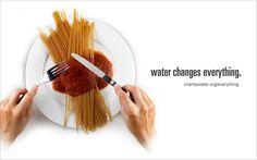 Water changes everything!   22/03 - Dia Mundial da Água