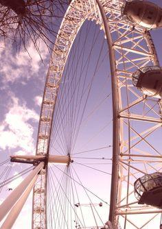 London Eye | Travel photography di TheItalianWanderer su Etsy