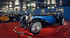 Cité de l'Automobile - Home | Cité de l'Automobile : Collection Schlumpf - Site officiel - gérée par Culturespaces, M