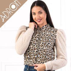 Marie, Animal, Blouse, Casual, Tops, Women, Fashion, Moda, Women's