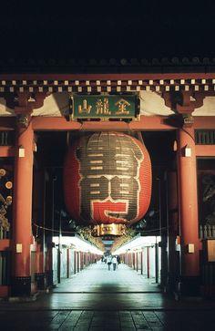 Kaminarimon (Sensoji)  Japan