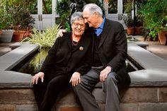 Arlene & Alan Alda