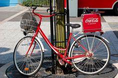 Coca Cola Bicycle by ne1l34, via Flickr