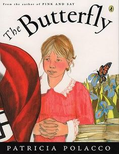 the Butterfly by Patricia Polacco is a historical fiction book Character Trait, Character Education, Values Education, Character Development, Literary Technique, Patricia Polacco, Books To Read, Germany, Sports