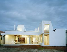 Sharif Abraham Architects - Project - Clifton Hill House