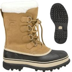 Classic style and superior warmth come together in the Sorel Caribou II Winter Boots for Women. Rated to -40°F
