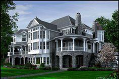 Ideas For Farmhouse Renovation Exterior Square Feet Design Hotel, Home Design, Interior Design, House Plans Mansion, Dream House Plans, Luxury House Plans, Luxury Houses, Dream Houses, 10 Bedroom House