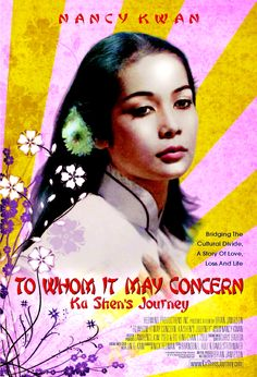 "Nancy ""Ka Shen"" Kwan born May is a Hong Kong-born Eurasian-American actress, who played a pivotal role in the acceptance of actors of Asian ancestry in major Hollywood film roles. Widely praised for her beauty, Kwan was considered a sex symbol in the"