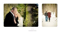 Bend Oregon engagement images at Skyliner lodge and Tumalo creek