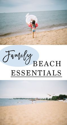 Best Beach Gear for Families // What you really need!