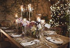 Beautiful decor. Photography: J. Cogliandro #wedding #table #setting #decor